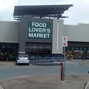 Food Lover's Market Finished