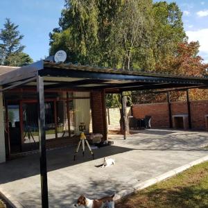 Patio Enclosure for car and braai area