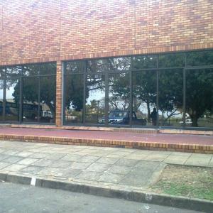 Shopfront and facade modernisation