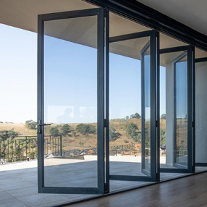Aluminium Stacking Door to bring the outside in