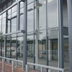 Building Glass for Shopfronts